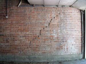 stabilisation une dalle de beton sur pieux acier - Stabilisation fondation garage - Alerte fissure